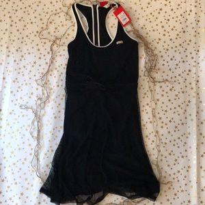 Hunter far Target mesh overlay dress